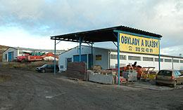 Prodejní sklad Netovice